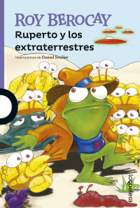 Portada Ruperto y los extraterrestres