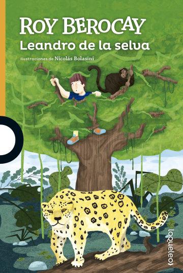 Portada Leandro de la selva