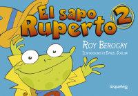 Portada El sapo Ruperto - Cómic 2