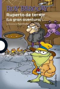 Portada Ruperto de terror (La gran aventura)