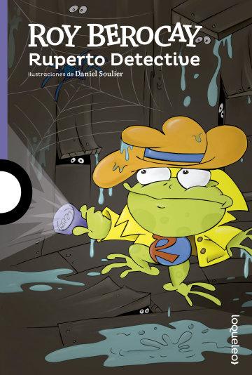 Portada Ruperto detective