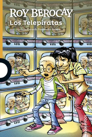Portada Los Telepiratas