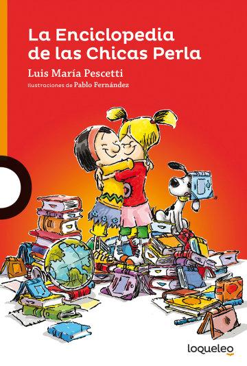 Portada La Enciclopedia de las Chicas Perla