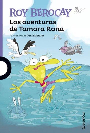 Portada Las aventuras de Tamara Rana