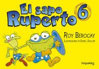 Portada El sapo Ruperto – Cómic 6