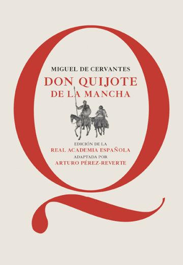 Portada QuijoteDon Quijote de la Mancha