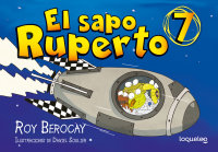 Portada El sapo Ruperto – Cómic 7