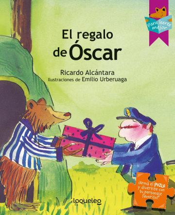 Portada El regalo de Óscar  *Edición especial con puzle*