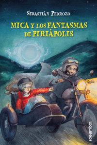 Portada Mica y los fantasmas de Piriápolis