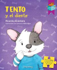 Portada Tento y el diente *Edición especial con puzle*