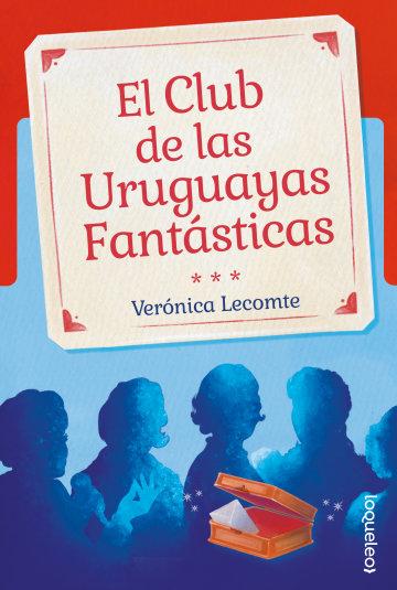 Portada El Club de las Uruguayas Fantásticas